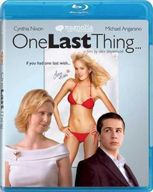 One Last Thing - (Region A Import Blu-ray Disc)
