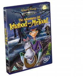 Adventures Of Ichabod and Mr. Toad - (Import DVD)