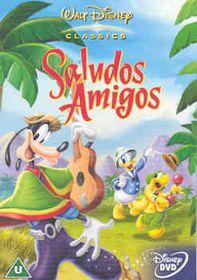 Saludos Amigos - (Import DVD)