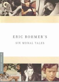 Six Moral Tales by Eric Rohmer - (Region 1 Import DVD)