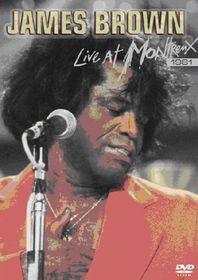 James Brown - Live At Montreux - (Import DVD)