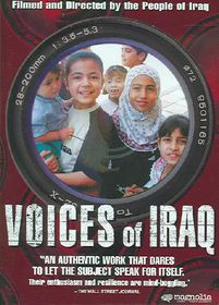 Voices of Iraq - (Region 1 Import DVD)