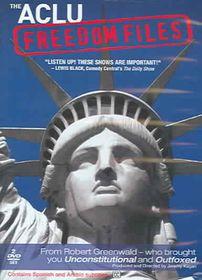 Aclu Freedom Files - (Region 1 Import DVD)