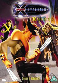 X-Men Evolution: X Marks The Spot (DVD)