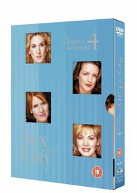 Sex and the City - Season 4 (3 Disc Set) - (DVD)