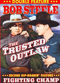 Fighting Champ/Trusted Outlaw - (Region 1 Import DVD)