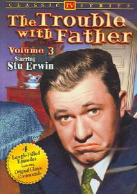 Trouble with Father Vol 3 - (Region 1 Import DVD)