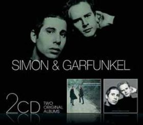 Simon & Garfunkel - Bookends / Sounds Of Silence 2 (CD)