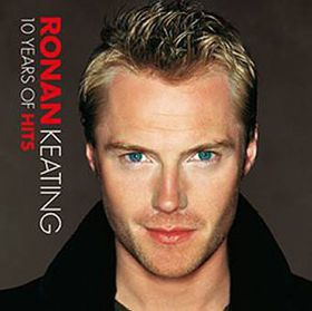 Ronan Keating - 10 Years Of Hits - Best Of Ronan Keating (CD)