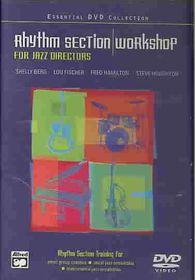 Rhythm Section Workshop for Jazz Directors - (Region 1 Import DVD)