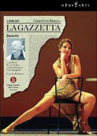 Rossini Gioachino - La Gazzetta (DVD)