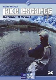 Matt Hayes Lake Escapes - Trout And Salmon - (DVD)