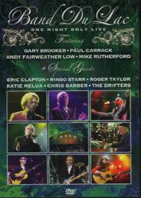 Band Du Lac - One Night Only Live Feat. DVD