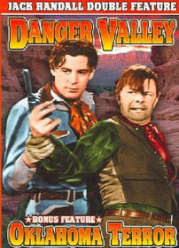 Jack Randall: Danger Valley/Oklahoma Terror - (Region 1 Import DVD)