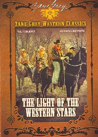 Light of the Western Stars - (Region 1 Import DVD)