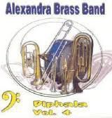Alexandra Brass Band - Diphala - Vol.4 (CD)