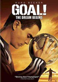 Goal the Dream Begins - (Region 1 Import DVD)