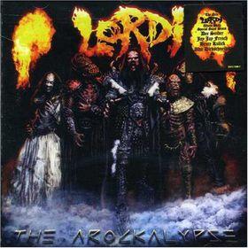 Lordi - The Arockalypse (CD)