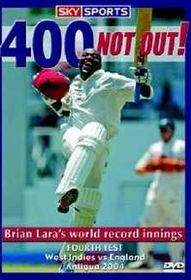 400 Not Out! - Brian Lara's World Record Innings - (DVD)