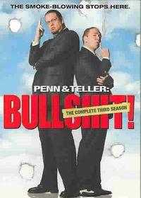Penn & Teller:Complete Third Season - (Region 1 Import DVD)