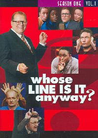 Whose Line is It Anyway:S 1 V 1 - (Region 1 Import DVD)