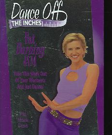 Dance off the Inches Fat Burning Jam - (Region 1 Import DVD)