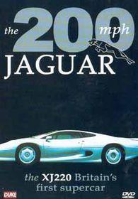 200 Mph Jaguar - (Import DVD)
