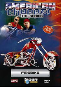 American Chopper-Firebike (From Series 1) - (Import DVD)