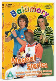 Balamory-Musical Stories - (Import DVD)