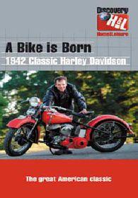 Bike Is Born-Harley Davidson - (Import DVD)