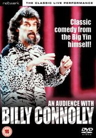 Billy Connolly-An Audience - (Import DVD)