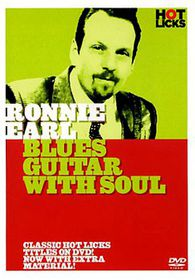 Blue Guitar With Soul - (Import DVD)