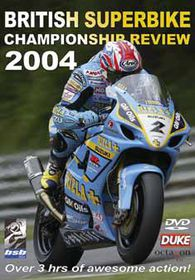 British Superbike Review 2004 - (Import DVD)