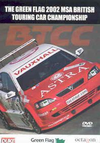 British Touring Car Rev.2002 - (Import DVD)