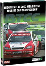 British Touring Car Rev.2003 - (Import DVD)
