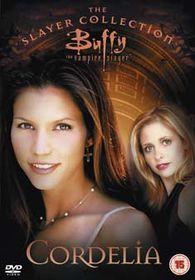 Buffy Vampire Slayer-Cordelia - (Import DVD)