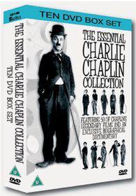 Charlie Chaplin-Essential Col. (10 Discs) - (Import DVD)