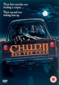 Chud 2-Bud the Chud - (Import DVD)