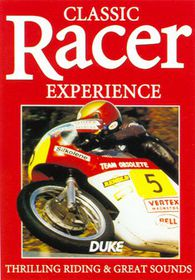 Classic Racer Experience - (Import DVD)