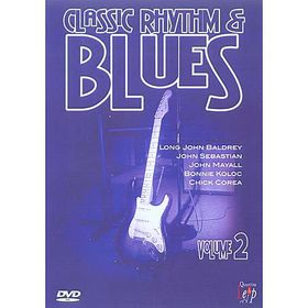 Classic Rhythm & Blues 2 - (Import DVD)