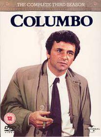 Columbo-Series 3 Box Set (4 Discs) - (Import DVD)