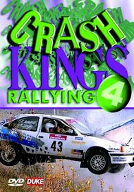 Crash Kings Rallying 4 - (Import DVD)