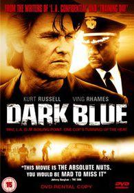 Dark Blue - (Import DVD)