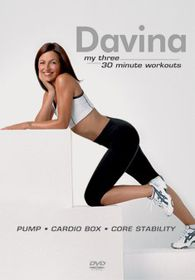 Davina-My 30 Minute Workouts - (Import DVD)