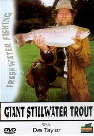 Des Taylor-Stillwater Trout - (Import DVD)