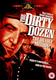 Dirty Dozen - Deadly Mission - (Import DVD)