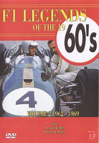 F1 Legends of the 1960S Vol.2 - (Import DVD)