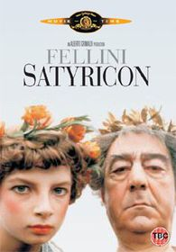 Fellini's Satyricon - (Import DVD)