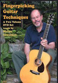 Fingerpicking Guitar 1 & 2 (2 Discs) - (Import DVD)