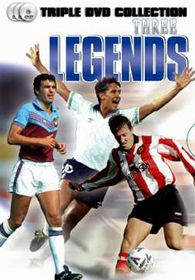 Football Legends (3 Discs) (Lineker/Brooking/Le Tiss.) - (Import DVD)